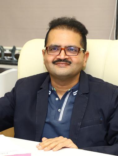 Dr. Jayul Kamdar