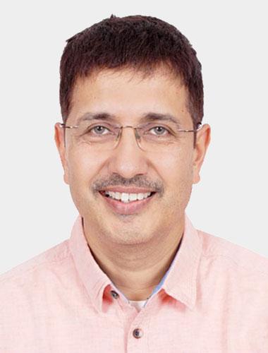 Dr. Darshan Shah