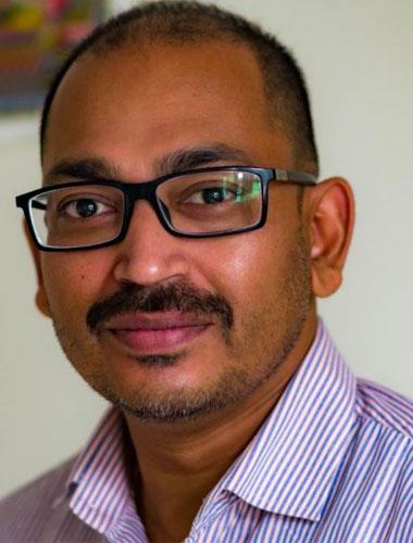 Dr. Shanti Bhushan Prasad