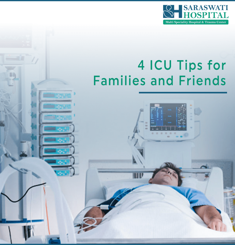 ICU Tips for Families and Friends
