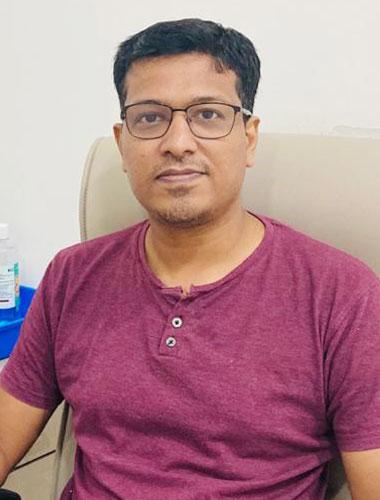 Dr. Bhaumik Shah