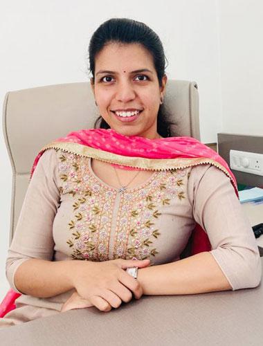 Dr. Vrunda Bhatt